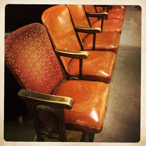 old movie chairs