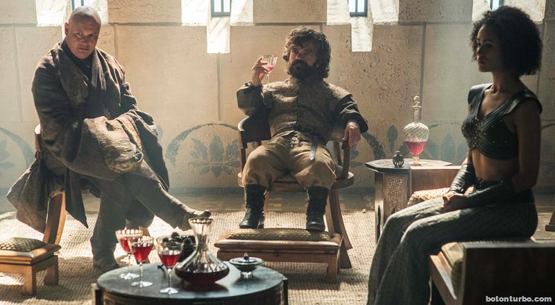Ni siquiera Tyrion hace interesante la trama de Meereen