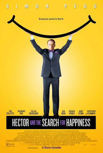 Το Μυστικό Της Ευτυχίας (Hector and the Search for Happiness) Poster