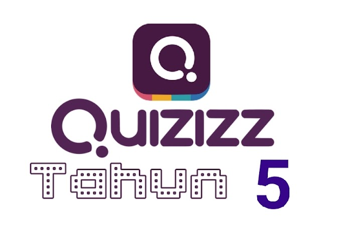 Soalan Quizizz Bahasa Melayu Tahun 5