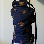 Didymos Indio Star - Wrapconversion SSC by MamaMerel Custom Carriers