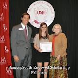 Scholarship Ceremony Fall 2013 - Bancorp%2Bscholarship%2B2.jpg
