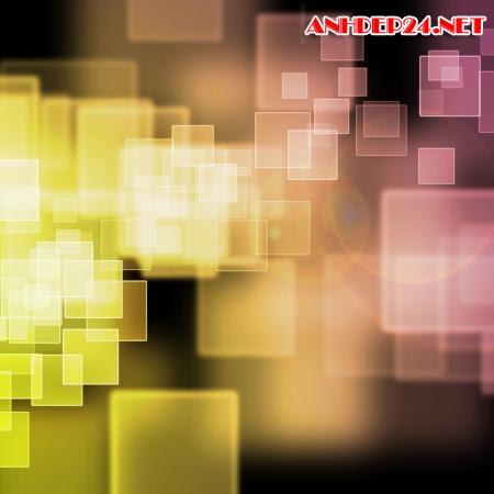 Hình nền lấp lánh hiệu ứng bokeh dành cho Ipad
