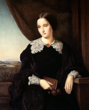 Mathilde Wesendonck - J.C. Dorner