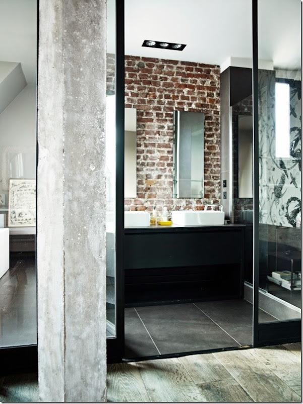 loft-stile-industriale-francese-pareti-vetrate-9