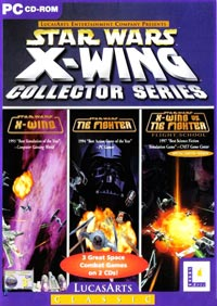 Star Wars: X-Wing -- Collector Series - Review By Brian Egan