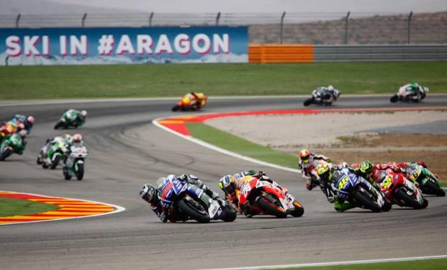 Ada Perubahan, Ini Jadwal MotoGP Aragon 2020 Terbaru