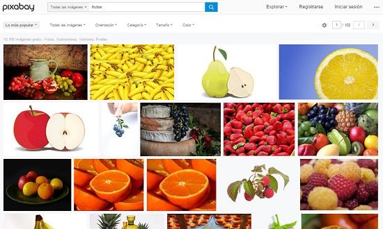 Pixabay, un banco de imágenes sin derechos de autor