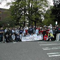 UGC March of Dimes Walk and Zeta Tau Alpha Exchange