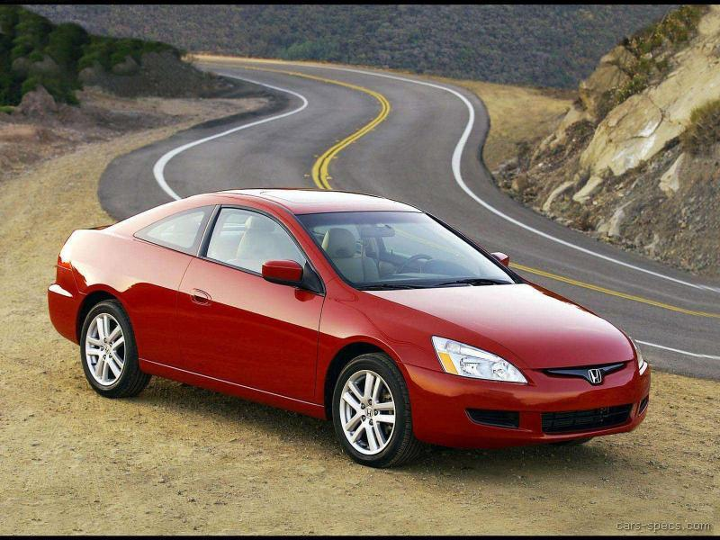 2006 honda accord coupe specifications pictures prices. Black Bedroom Furniture Sets. Home Design Ideas