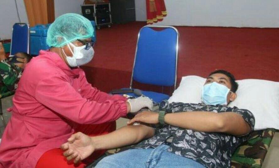 Terapi Plasma Konvalesen, Bantu Pasien Terpapar Covid-19 di ICU Rumah Sakit Balikpapan