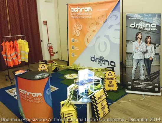Achrom roma drone conference