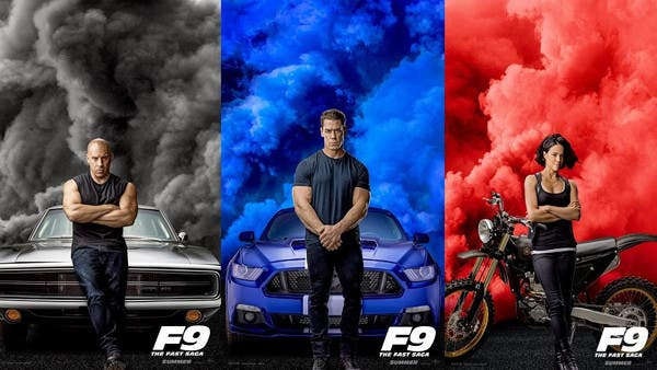 The most anticipated films of 2021: Fast & Furious 9