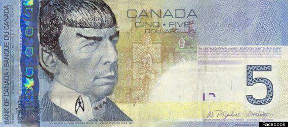 desain mata uang dolar kanada