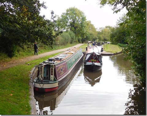 4 passing 65 footer in pound below lock 7