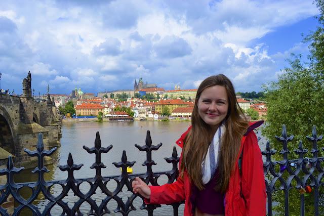 Katarina Klett: #StudyAbroadBecause... You Deserve To See The World