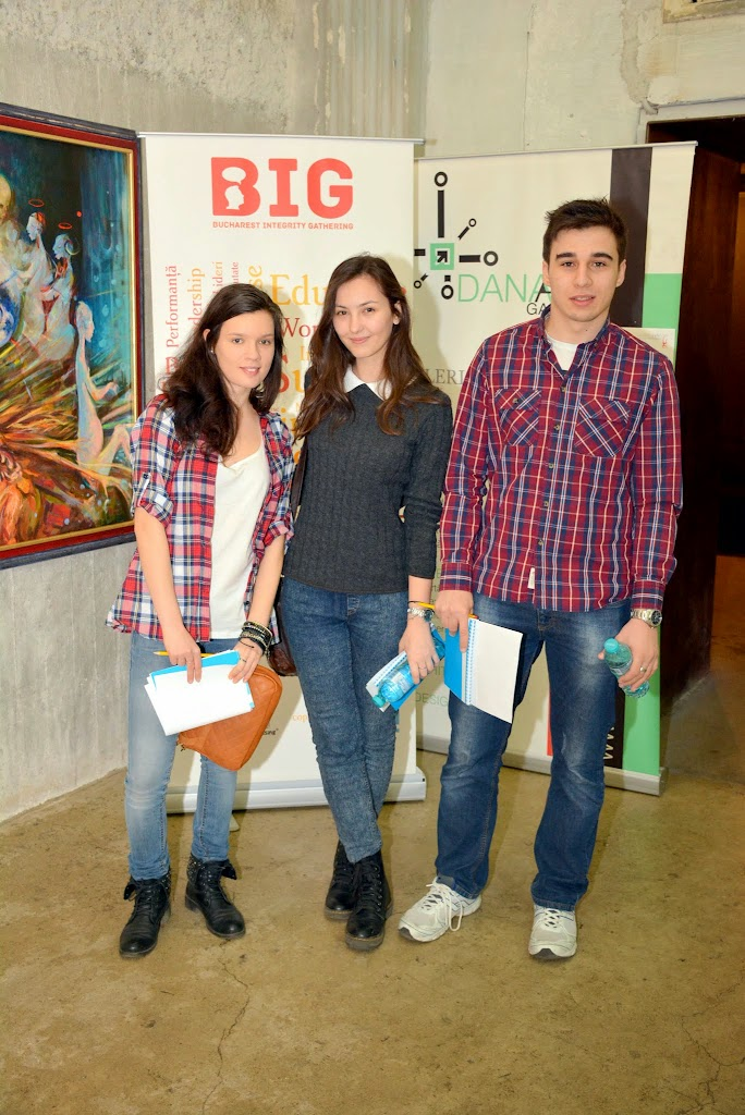 Bucharest Integrity Gathering - (6)