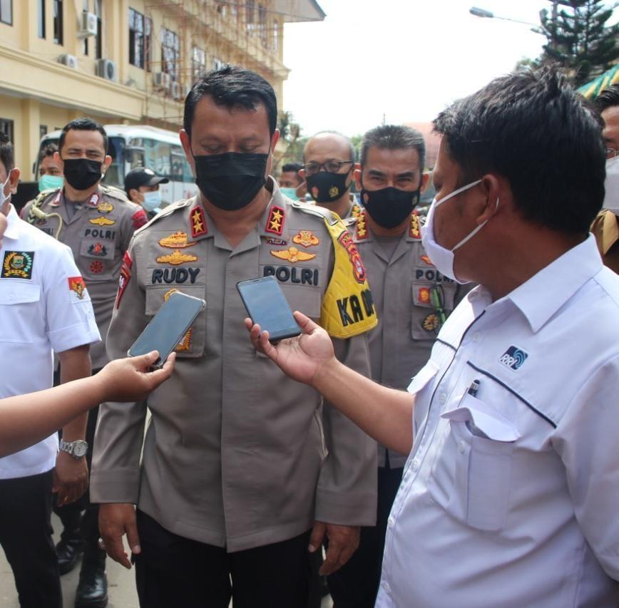 Polda Banten Gelar Operasi Premanisme, 84 Orang di Tangkap