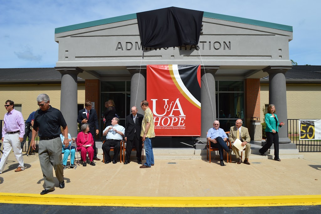 Mr. J.W. Rowe Administration Building Dedication - DSC_8184.JPG