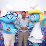 Smurfs The Lost Village Movie Pressmeet (4).JPG