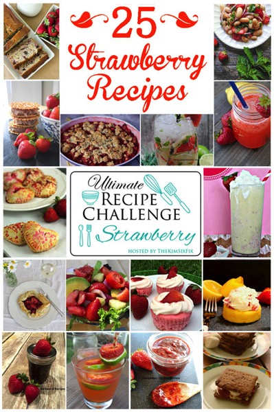 URC Strawberry Recipes
