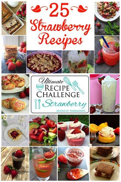 URC Strawberry Recipes