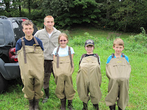 youth volunteers WV