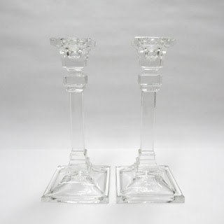 Tiffany & Co. Candle Holder Pair