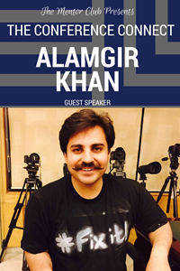 Alamgir Khan - Founder Fixit Compaign