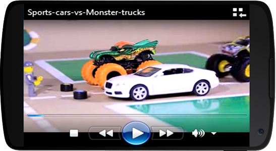 Toy Car Video screenshot 5