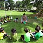 Gardening Activity (Nursery A & B) 16-8-2017