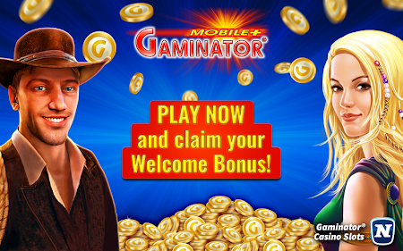 Gaminator - Free Casino Slots 2.1.5 screenshot 563755