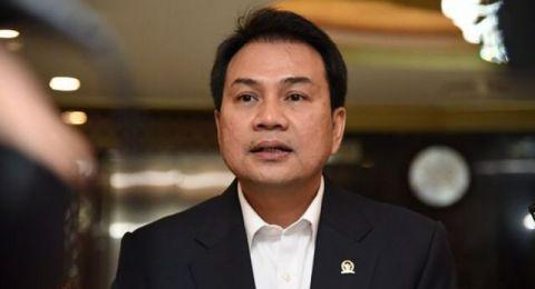 Selalu Absen di DPR, Golkar Sebut Azis Syamsuddin Sering Berada di Rumah