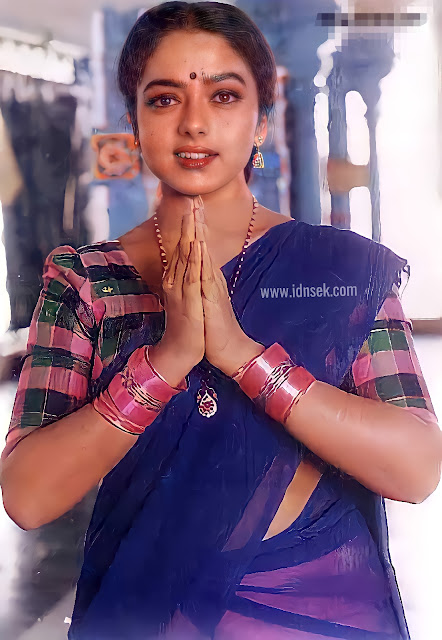 Actress Soundarya