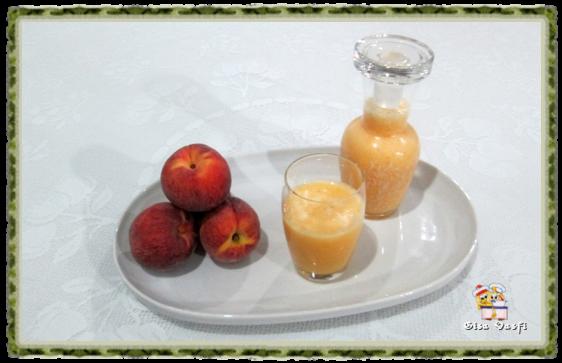 Suco de pêssegos 2
