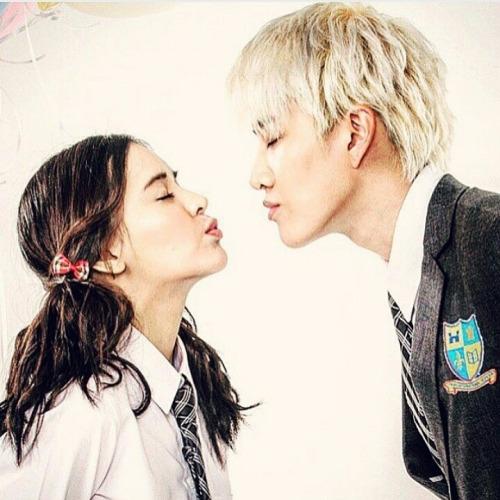 Kiss me - nụ hôn định mệnh