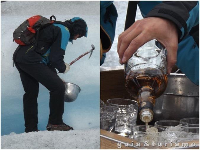 Minitrekking no Perito Moreno