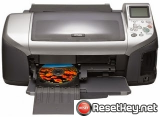 Epson R310 Waste Ink Pads Counter Reset Key