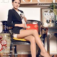 LiGui 2014.12.08 网络丽人 Model 安娜 [56P] cover.jpg