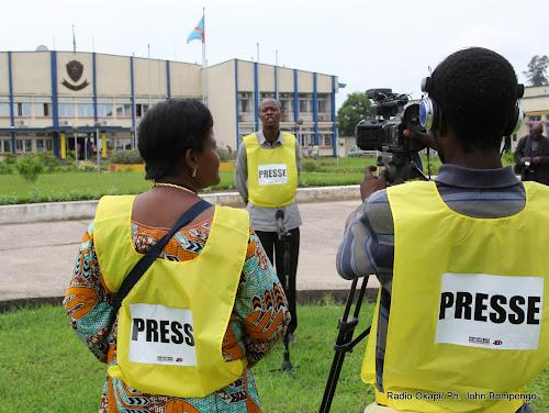 L'ONG JED condamne l'attaque contre 5 journalistes de Goma