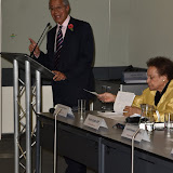 OIC - ENTSIMAGES.COM - Lord Herman Ouseley at the  Black history Month 50th Anniversary Race Relations Act lunch at City Hall London 29th October 2015 Photo Mobis Photos/OIC 0203 174 1069