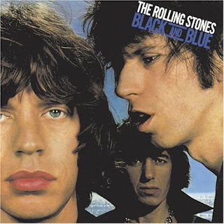The Rolling Stones - Black and Blue album cover