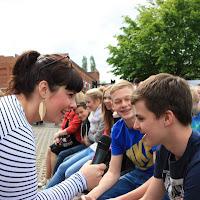 Meisterschaft Berufsorientierung: Siegerehrung auf dem Aktionstag Lehrstellen am 09.05.2015
