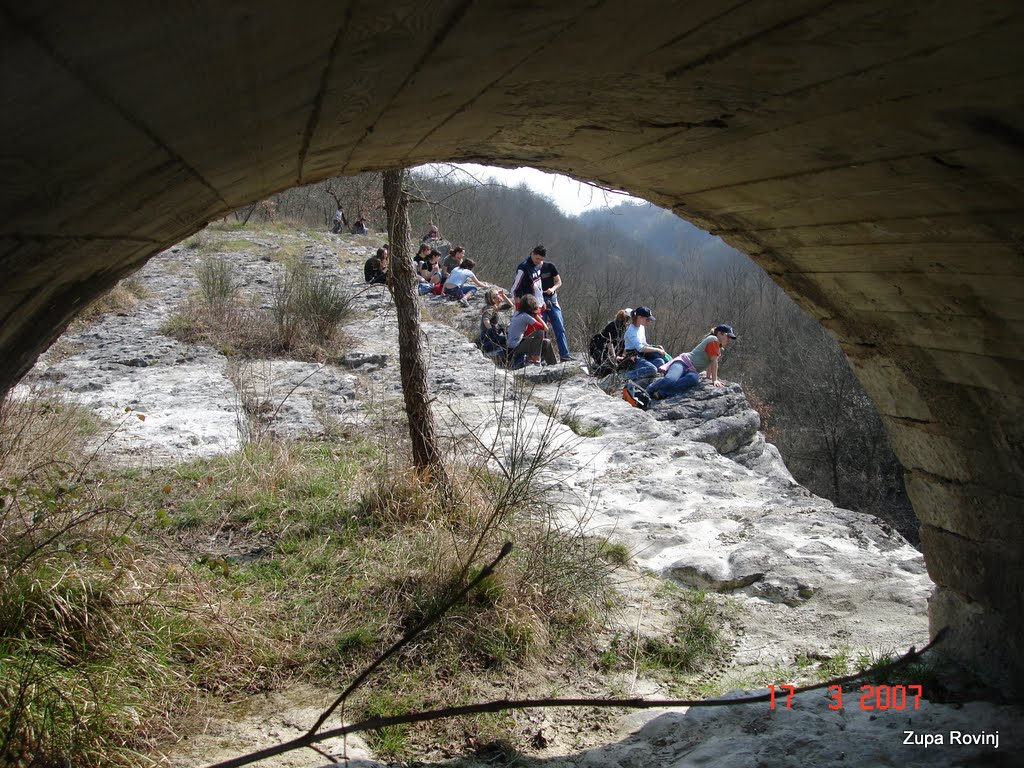 Križni put, Stazom sv. Šimuna, Gračišće - DSC02156.JPG