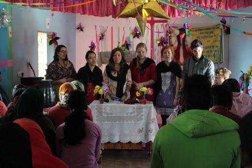 Outreach - Church Service