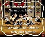 Bar do Alemão - 29.06.2016
