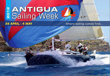 J/120 El Ocaso sailing Antigua