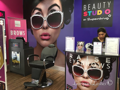 liverpoollashes liverpool lashes superdrug store bromborough the croft retail and leisure park