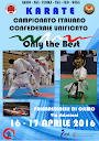 Campionato Italiano Confederale Unificato Individuale 2016 Road to WUKF