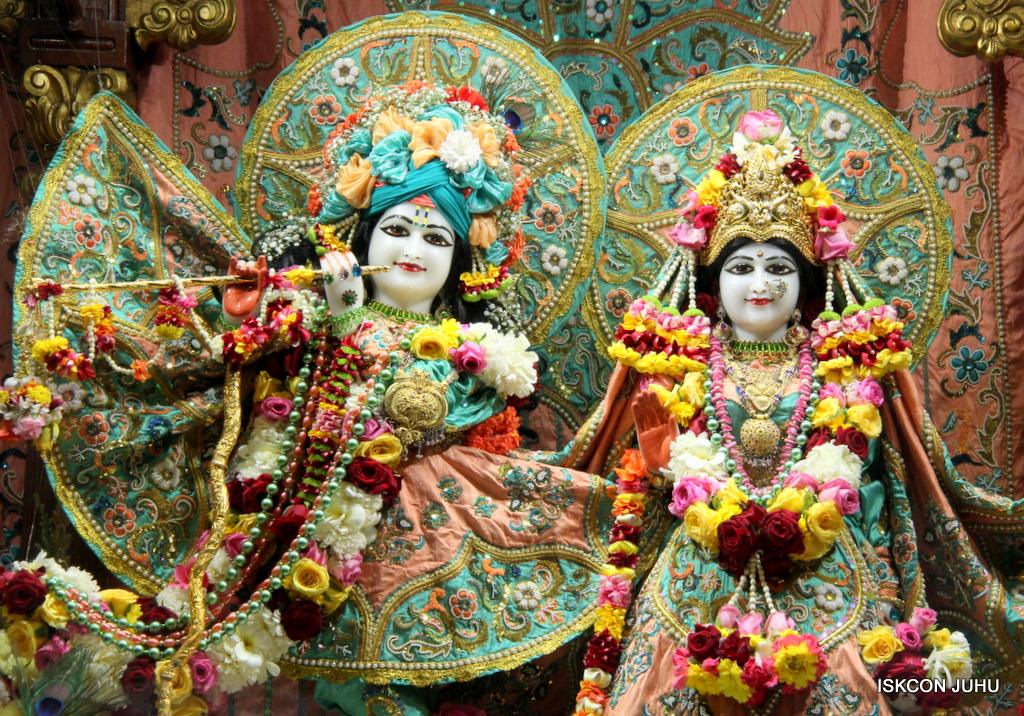 ISKCON Juhu Sringar Deity Darshan on 19th Jan 2017 (5)